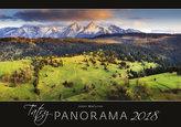 Kalendář nástěnný 2018 - Tatry Panorama