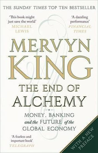 The End Of Alchemy (white) - Bernard King