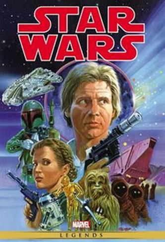 Star Wars Omnibus Vol. 3 - Archie Goodwin