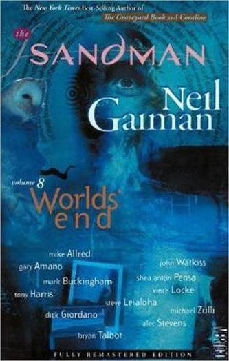 Sandman - World´s End Volume 8 - Neil Gaiman