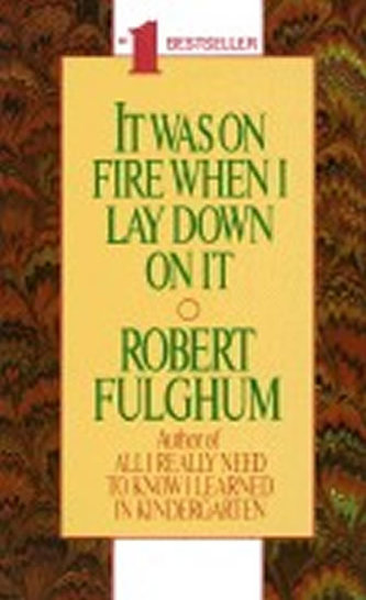 It Was on Fire When I Lay Down - Robert Fulghum