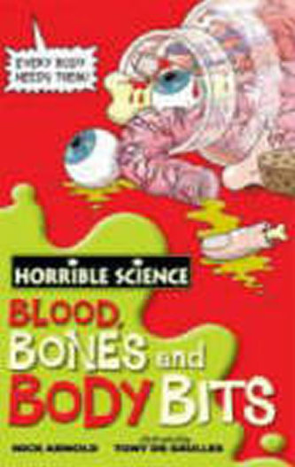 Blood, Bones and Body Bits #HS - Nick Arnold