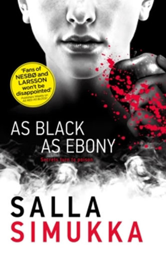 As Black As Ebony - Salla Simukka