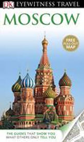 Moscow - Eyewitness Travel Guide