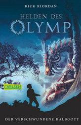 Der verschwundene Halbgott - Helden des Olymp