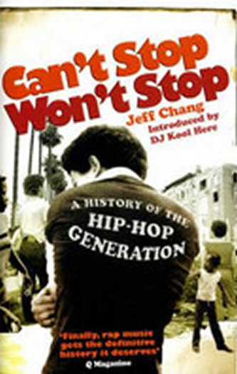 Can´t Stop Won´t Stop - Chang, Jeff