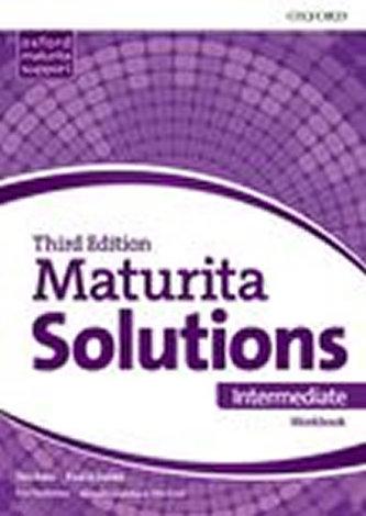 Maturita Solutions 3rd Edition Intermediate Workbook Czech Edition - Tim Falla