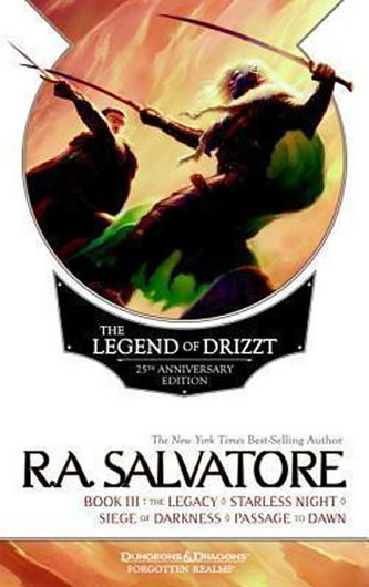 The Legend of Drizzt - Book III - R. A. Salvatore