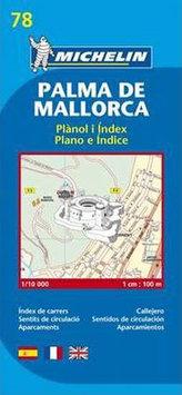 Palma De Mallorca - Mapa 78