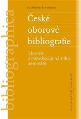 Česká oborová bibliografie