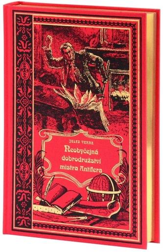 Neobyčejná dobrodružství mistra Antifera - Verne Jules