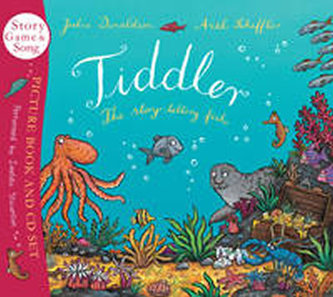 Tiddler Book - Donaldson Julia