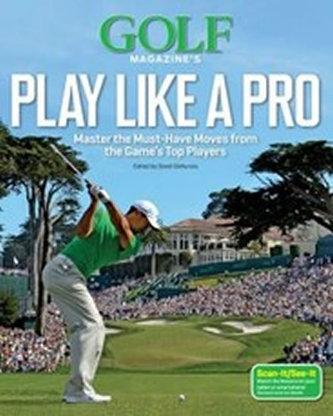 Golf Magazine Play Like a Pro - neuveden