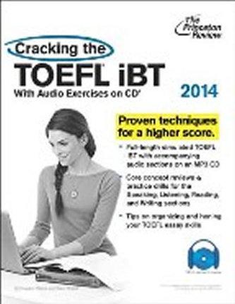 Cracking the TOEFL Ibt 2014 - neuveden