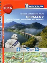 Atlas Germany, Benelux, Austria, Switzerland, Czech Republic 2016