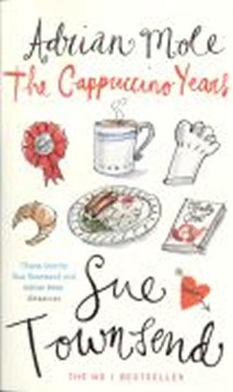 Adrian Mole: The Cappuccino Years - Sue Townsendová