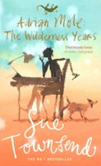 Adrian Mole: The Wilderness Years - Sue Townsendová