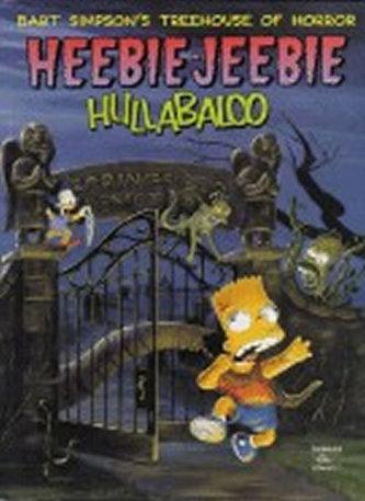 Bart Simpson´s Treehouse of Horror: Heebie-Jeebie Hullabaloo - Matt Groening