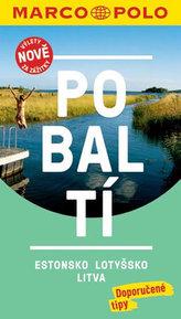 Pobaltí / MP průvodce nová edice