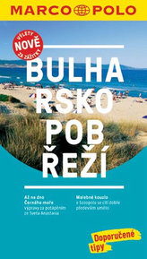 Bulharsko pobřeží / MP průvodce nová edice