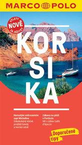 Korsika / MP průvodce nová edice