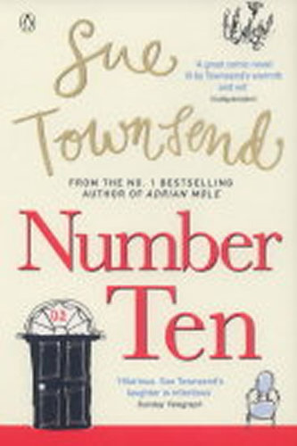 Number Ten - Sue Townsendová