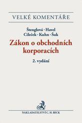Zákon o obchodních korporacích, 2. vydání