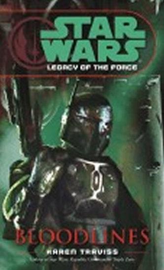 Star Wars: Legacy of the Force - Bloodlines - Karen Travissová