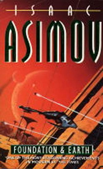 Foundation & Earth - Isaac Asimov
