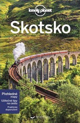 Skotsko - Lonely Planet - neuveden