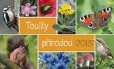 Toulky přírodou 2018 - stolní kalendář