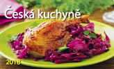 Česká kuchyně 2018 - stolní kalendář