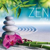 Zen 2018 - nástěnný kalendář