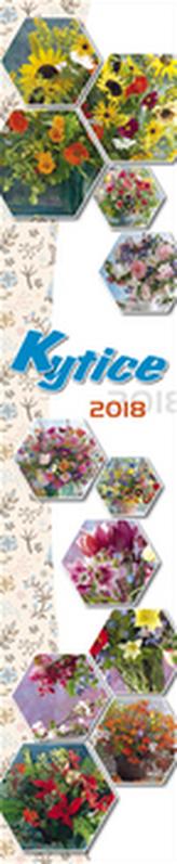 Kytice 2018 - nástěnný kalendář