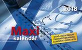 Maxi kalendář 2018 - stolní kalendář