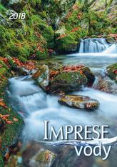 Imprese vody 2018 - nástěnný kalendář
