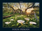 Poezie přírody 2018 - nástěnný kalendář