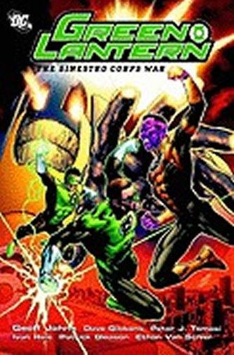 Green Lantern: The Sinestro Corps War 2 - Geoff Johns
