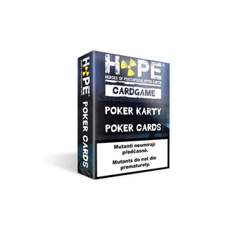 HOPE Poker karty - HOPE Studio