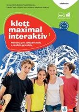 Klett Maximal interaktiv 1 (A1.1) – učebnice