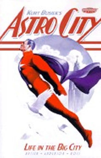 Astro City: Life in the Big City - Kurt Busiek; Cary Nord