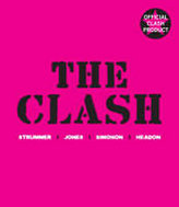 The Clash: Strummer, Jones, Simonon, Headon