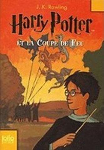 Harry Potter et la Coupe de Feu - Rowlingová Joanne Kathleen