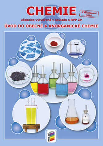 Chemie 8 - Úvod do obecné a anorganické chemie (učebnice) - neuveden