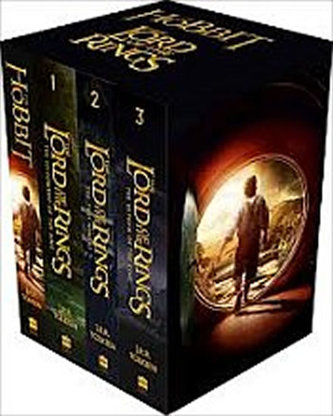 The Hobbit and The Lord of the Rings : Boxed Set - Tolkien J.R.R.
