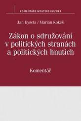 Zákon o sdružování v politických stranách a politických hnutích