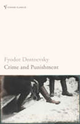 Crime and Punishment - Fjodor Michajlovič Dostojevskij