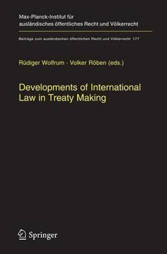 Developments of International