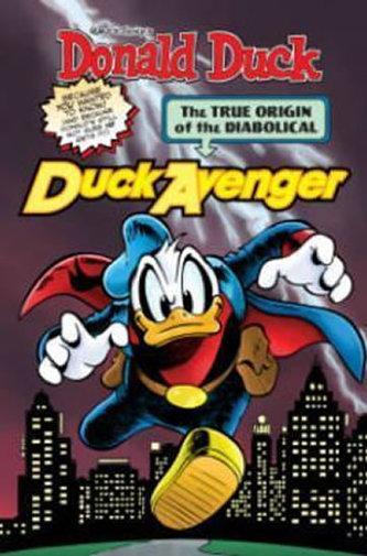 Donald Duck:Diabolical Duck Av