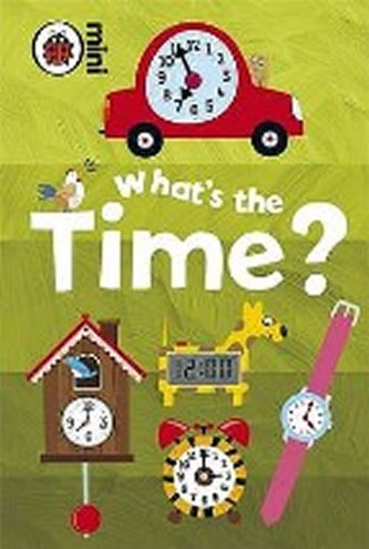 Early Learning What´s the Time
